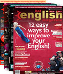 Hot English Magazine Abonelik